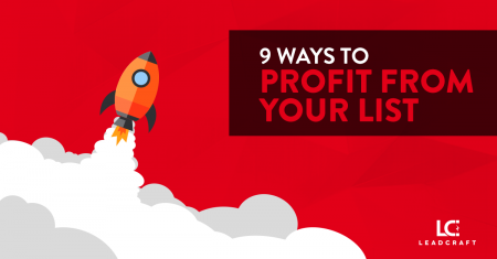 Size Doesn't Matter – 9 ways to build a profitable list no matter how big or small it is